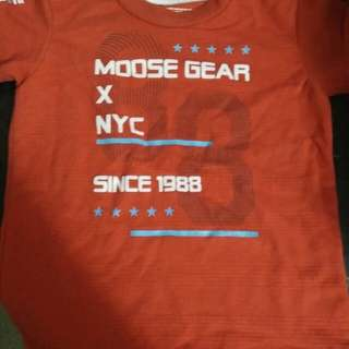 Preloved Moose Gear Shirt.