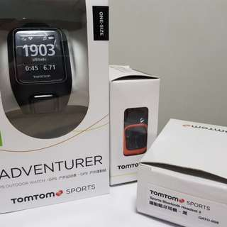 Tomtom smartwatch sports