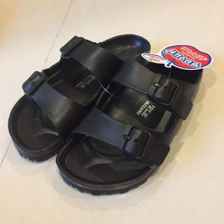 Red Apple / Birkenstock Bangkok - black