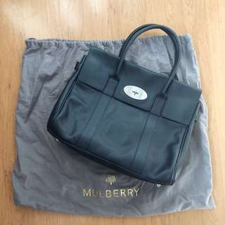 Mulberry Bayswater in Navy