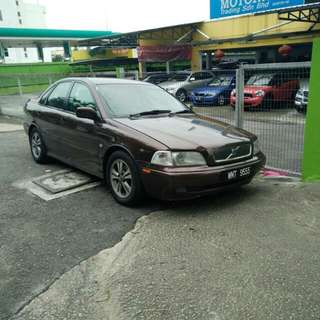 Year 2000 Volvo S40 2.0cc (Auto) for sale
