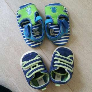 Baby Boy's shoes Gap Mothercare