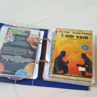 Bundle of movie DVD
