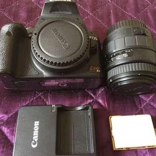 Canon 500d 機身+sigma 35-80mm