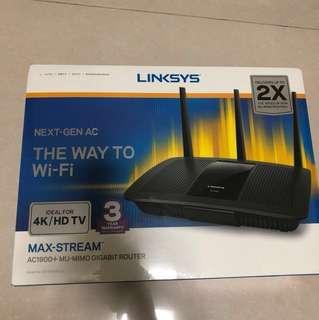 BNIB- Linksys EA7500-AH v2 Router Max-Stream