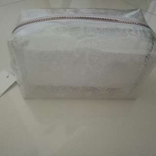 Transparent Makeup Pouch