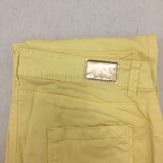 PROMOD Yellow Jeans (long)