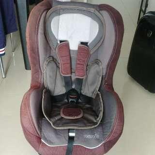 ❤Nania 3m~3y child car seat ❤ 三個月至3歲嬰兒汽車安全座椅