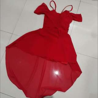 Red Gown (New)