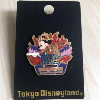 日本Disneyland 絕版紀念襟章
