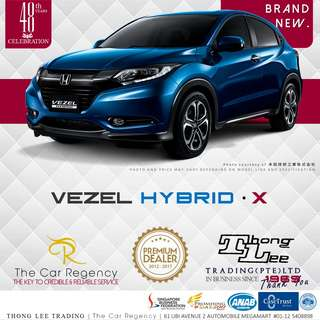 HONDA VEZEL HYBRID X SENSING ( NEW )  / #Honda #Vezel #SHUTTLE #AIRWAVE #FIT #CIVIC #CITY #Mobilio #JADE #CROSSROAD #CR-V #Nissan #Qashqai #X-Trail #TOYOTA #CHR #C-HR #Harrier #VIOS #WISH #STREAM
