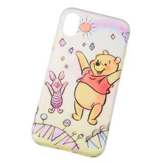 減價中! 🇯🇵日本代購 迪士尼 Disney 小熊維尼 Winnie the Pooh  iPhone X case