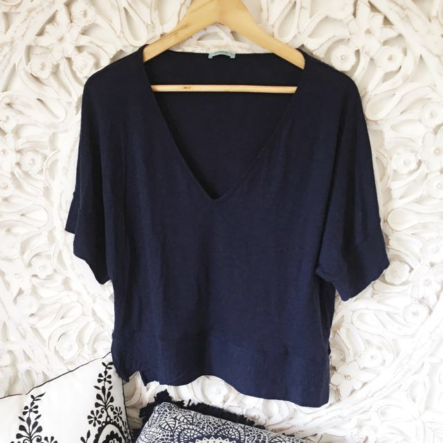 100% Wool Kookai Top