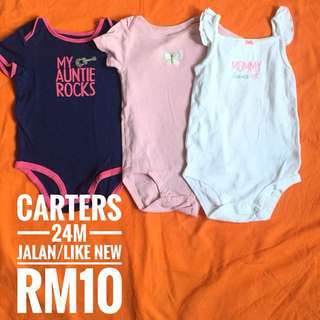 24m Baby Rompers