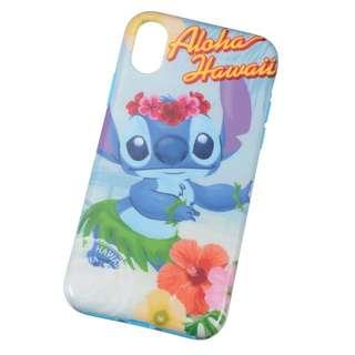 減價中! 🇯🇵日本代購 迪士尼 Disney 史迪仔 Stitch iPhone X case 全包邊