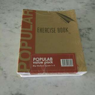 Popular Exercise Book