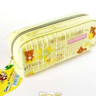 A Basketful of Lemons Rilakkuma Pencil Case/Pouch