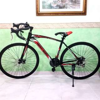 [Shimano] BN Road Bike With Body and Tyre Sports Bicycle Decal