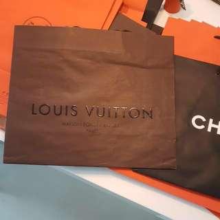 🚚 Lv精品紙袋