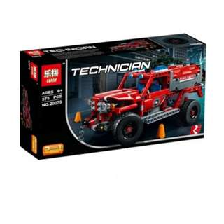 For Sale TECHNIC The First Responder