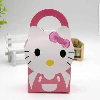 Hello Kitty Party Favour Box