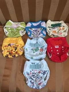 Cluebebe diaper cover