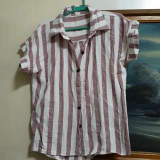 Bagsak PRESYO!!! PreLoved Polo Blouse for Women