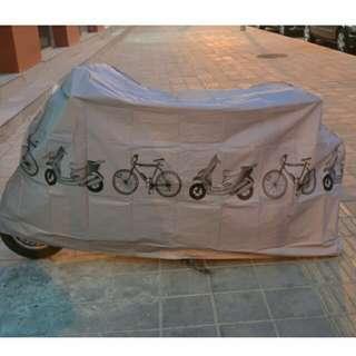 摩托車  腳踏車防風 防雨 防塵罩