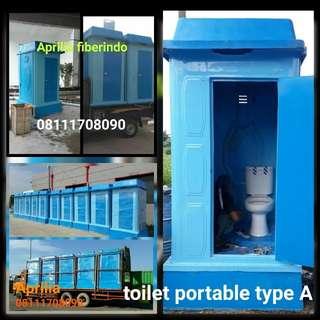 toilet sementara