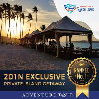 BATAM 2D1N PRIVATE ISLAND PACKAGE WITH FREE CITY TOUR