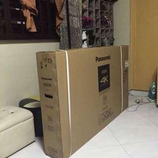 """TV 55"""" Panasonic"""