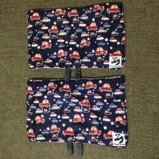 Drool pads (Nanay at Ako)
