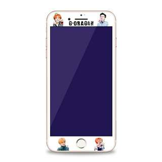 GD G-dragon @BigBang screen protector(mon貼)