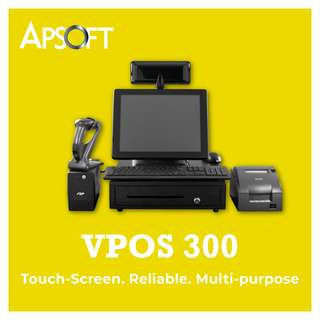 Apsoft Point of Sale POS VPOS 300