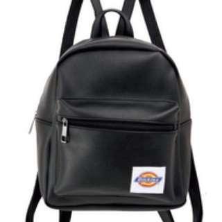 Mini 日本 潮牌 Dickies 袋 小 背包 背囊 書包