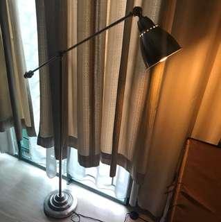 BAROMETER Floor Lamp
