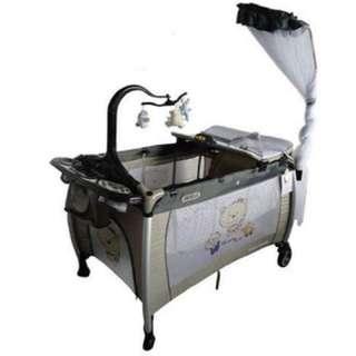 Baby box elle 9a89 xlr ( Ranjang bayi/ box bayi )