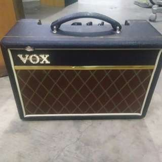 Vox pathfinder 10 guitar amplifier