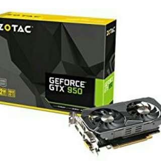Zotac GTX 950