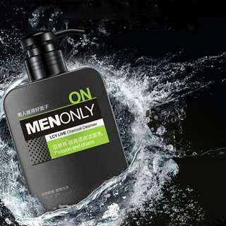 Men Charcoal Pro Cleanser