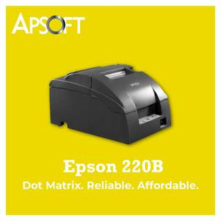 Epson 220b POS Dot Matrix Printer