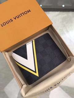 Dompet Louis Vuitton Slender LV America's Cup