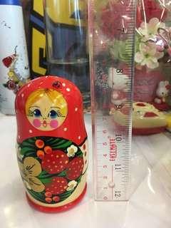 俄羅斯套娃娃 Russian doll: Matryoshka Doll