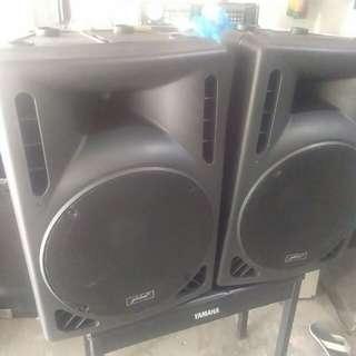 Global 15 inches passive speaker 500 watts