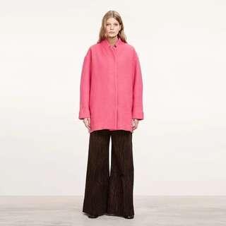 New marimekko Pink overcoat, XL