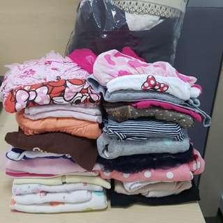 Pre❤ baby girl clothes