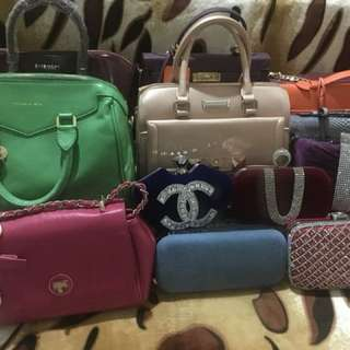 Tas & clutch Import branded
