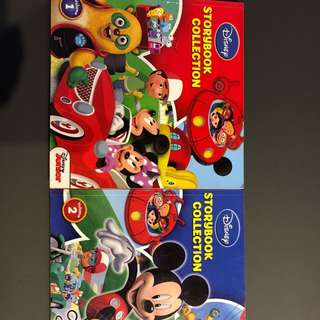 Disney Jr storybook collection