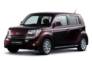 Daihatsu Materia 1.5 for wedding rental