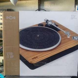 Bob marley stir it up turntable